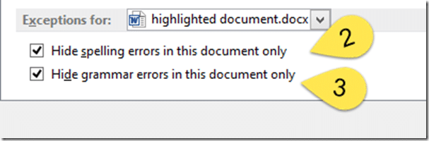 accidentally added word to outlook dictionary