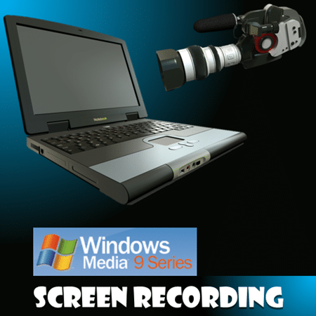 Screen recording with Windows Media 9 Series