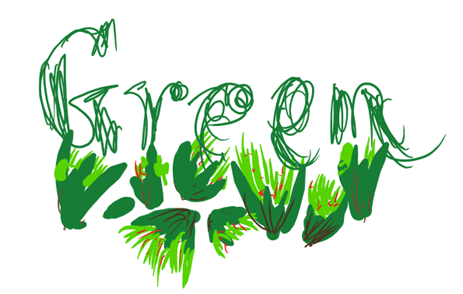 Drawing using pen in OneNote - with pressure sensitivity active